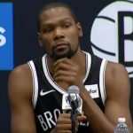 "Kevin Durant admits: ""I didn't care being the king of New York"""