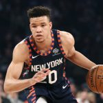 Leon Rose has to decide Kevin Knox's future