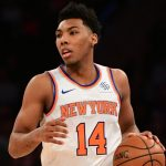 Allonzo Trier still has potential for the New York Knicks