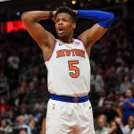 Dennis Smith Jr. could be traded by Knicks