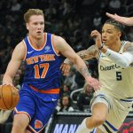 New York Knicks must focus on Ignas Brazdeikis