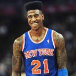Knicks tweet J.R. Smith alley-oop