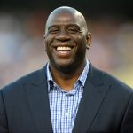 Magic Johnson never tried to be traded to the New York Knicks, says his agent