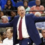 Knicks top on Tom Thibodeau's list