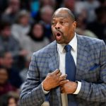 "Patrick Ewing: ""I have to commend Tom Thibodeau and the rest of the cast with the Knicks"""