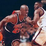 When the Knicks ruined the party of the Bulls and MJ