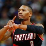 Blazers, Lillard and Derrick Jones Jr. back against Knicks