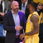 LeBron James hopes Jason Kidd doesn't get a  job with the Knicks