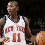 Former Knicks Jamal Crawford suffers injury in his debut with the Nets