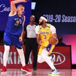 NBA playoffs: the Lakers dominate in game-1, beaten the Nuggets thanks to super Davis