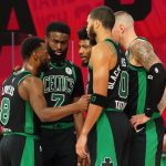 NBA: super Boston overwhelms Toronto