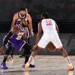 NBA: Houston beats the Lakers