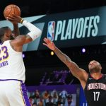 NBA: Rockets destroyed in Game-5, Lakers take Conference final