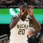Milwaukee Bucks' Marvin Williams a potential Knicks target