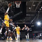 NBA Playoffs: The Lakers win again, 3-1 in the series against Denver
