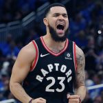 The Knicks may try to sign Fred VanVleet