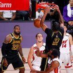 Nba Finals, LeBron and Davis, a win for two. Miami struggles but gives up, 2-0 Lakers