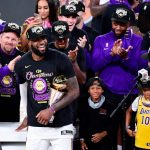 NBA, LeBron James unanimously voted MVP of the Finals