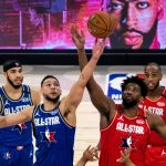 The 2021 NBA All-Star Weekend has been postponed to 2024