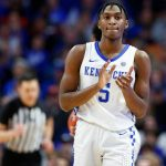 Knicks, Immanuel Quickley visited Carmelo Anthony before the NBA draft