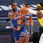 Knicks: positive return to the field for Alec Burks