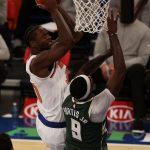 "Knicks, Randle: ""We put good halves together against Indiana and last night"""