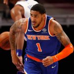 Knicks, Obi Toppin is excited for the Slam Dunk Contest