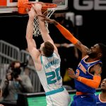Knicks defeated by the Hornets 88-109