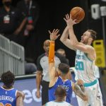 NBA: Hayward scores 34 as Hornets crush Knicks
