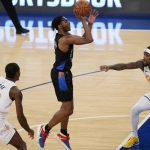 Knicks: Immanuel Quickley's first half leads to victory