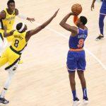 Knicks, Tom Thibodeau isn't worried about Barrett's shooting