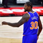 Knicks: Randle shows that he has a strong mindset
