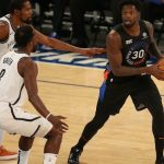 Knicks, against the Nets fourth consecutive defeat