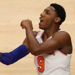 New York Knicks, RJ Barrett may be included in the trade for Damian Lillard