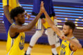 Steph Curry, James Wiseman and Kevon Looney could all return against the Knicks
