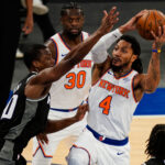 Knicks, the second half of the season will be more difficult