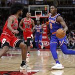 The Knicks want to get back to winning against the Bulls: Preview