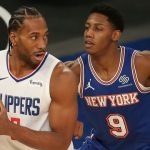 Knicks, Kawhi Leonard was impressed by RJ Barrett