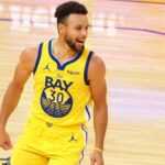GSW, Steph Curry returns to training, should play against the Knicks