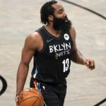 "James Harden on New York's basketball rivalry: ""I got a little taste of it tonight"""