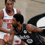 Kyrie Irving on the Nets' win vs. the Knicks