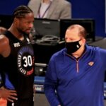 "Knicks, Thibodeau: ""Randle had a great night"""