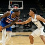 Knicks defeated by Spurs: bad evening for New York