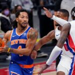 The Knicks never stop: even the Pistons are defeated
