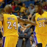 Knicks' Julius Randle discusses his relationship with Kobe Bryant