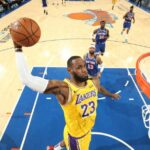 Lakers, LeBron James will be out against the Knicks