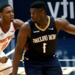 """Zion Williamson after Knicks game: """"New York is the mecca of basketball. I love playing here"""""""