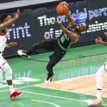 Balanced game but in the end the Celtics win