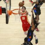 The Knicks fall to the Hawks in Game 4